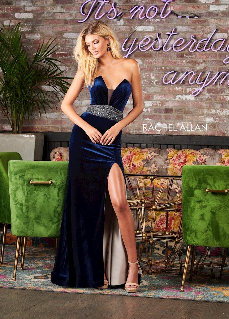 Rachel Allan Style #8409 Image