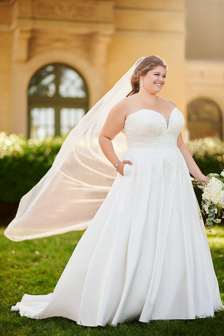 Stella York Plus Size 6915