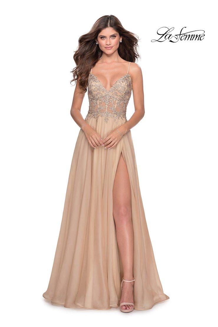 La Femme Style #28543 Image