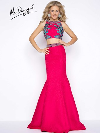Cassandra Stone by Mac Duggal Style #40628A
