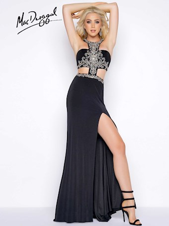 Cassandra Stone by Mac Duggal Style #50415A