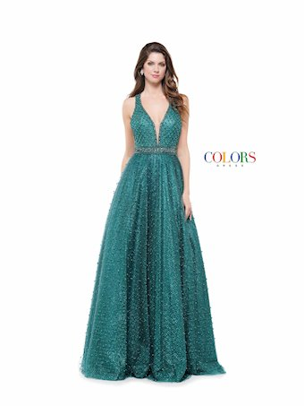 Colors Dress Style #1742