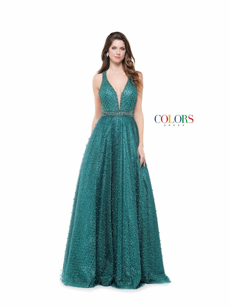 Colors Dress Style No.1742