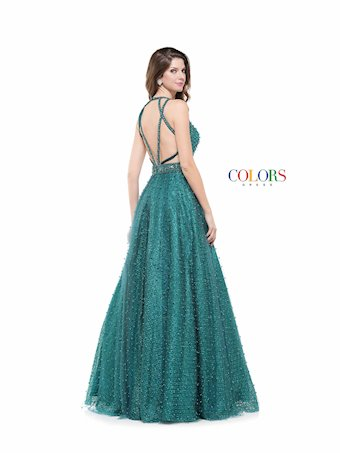 Colors Dress 1742