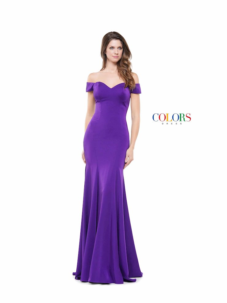 Colors Dress Style No.1768