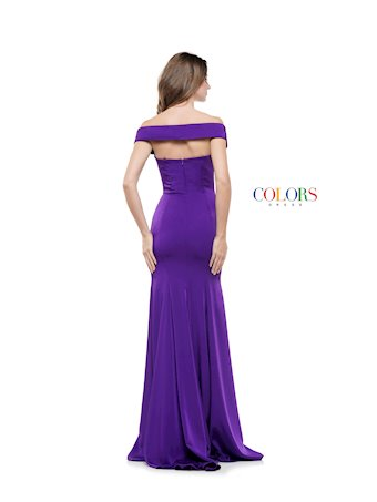 Colors Dress 1768