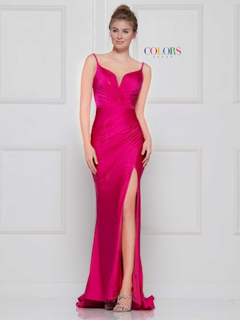 Colors Dress Style: 2032