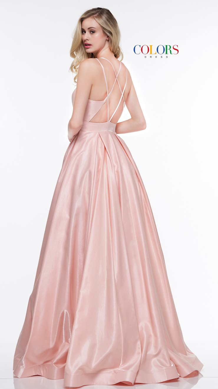 Colors Dress 2062