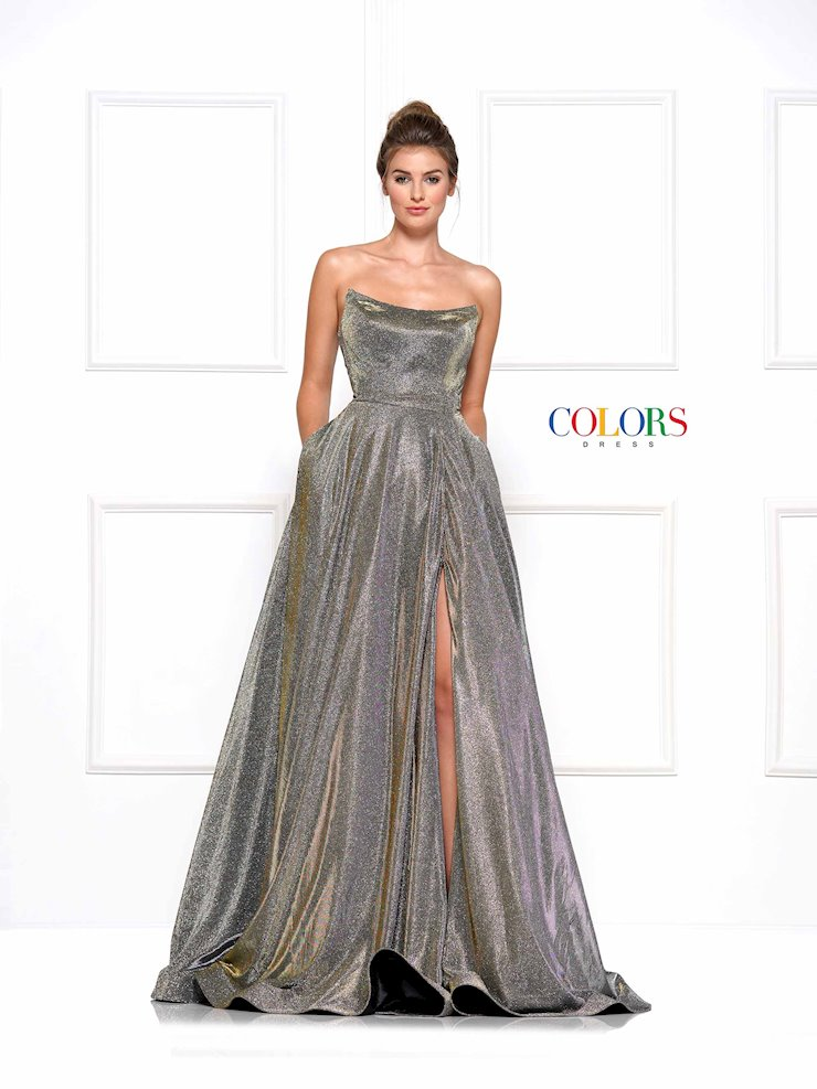 Colors Dress 2078 Image