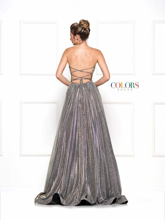 Colors Dress #2078