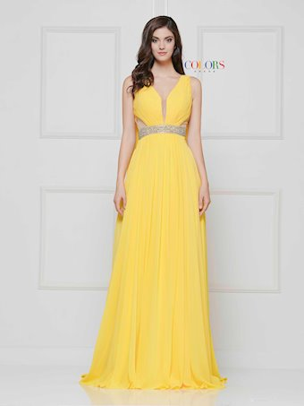 Colors Dress #2083