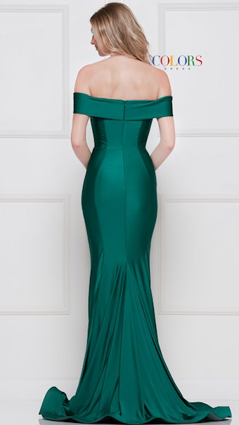 Colors Dress #2107