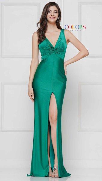 Colors Dress #2138