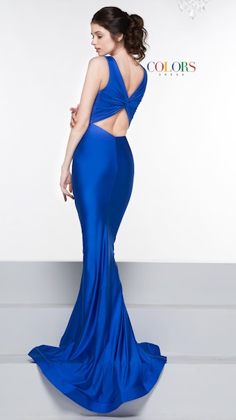 Colors Dress Style #2138