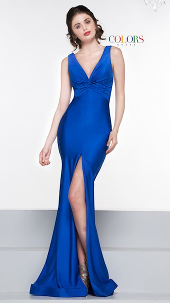 Colors Dress Style No.2138