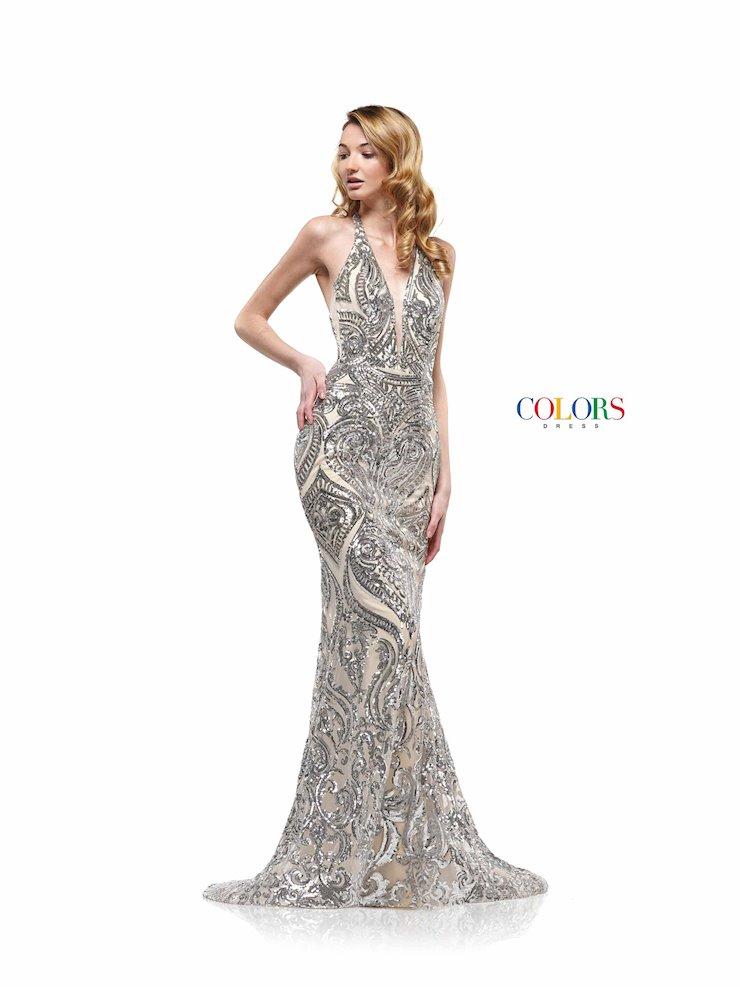 Colors Dress 2141