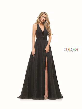 Colors Dress 2142