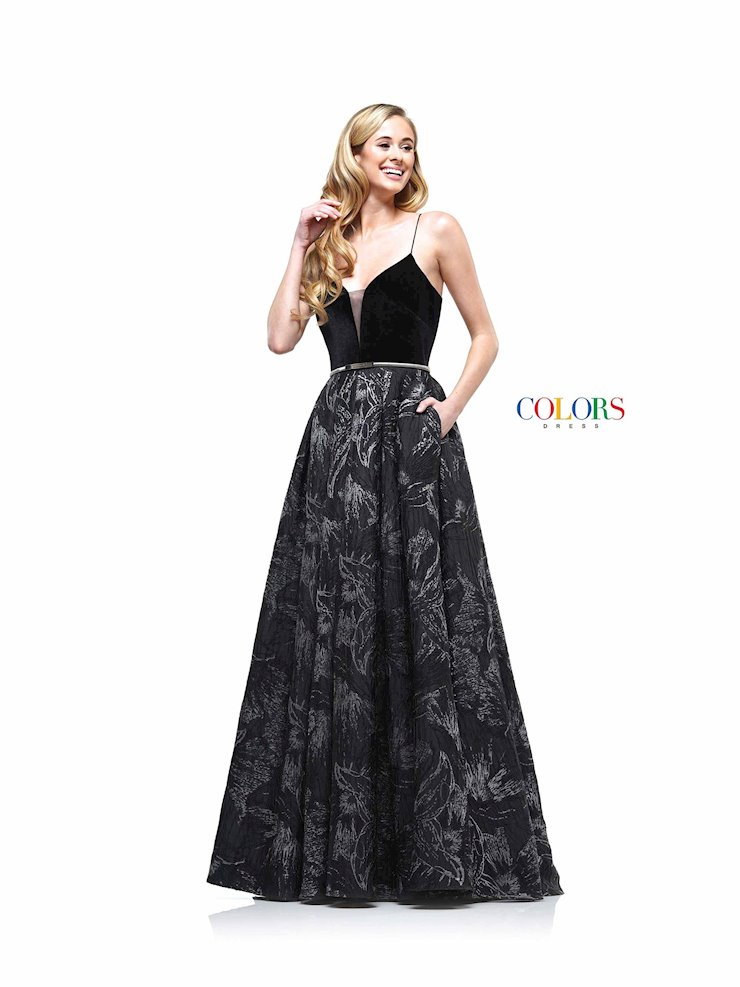 Colors Dress 2147