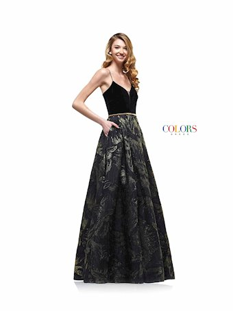 Colors Dress Style No.2147