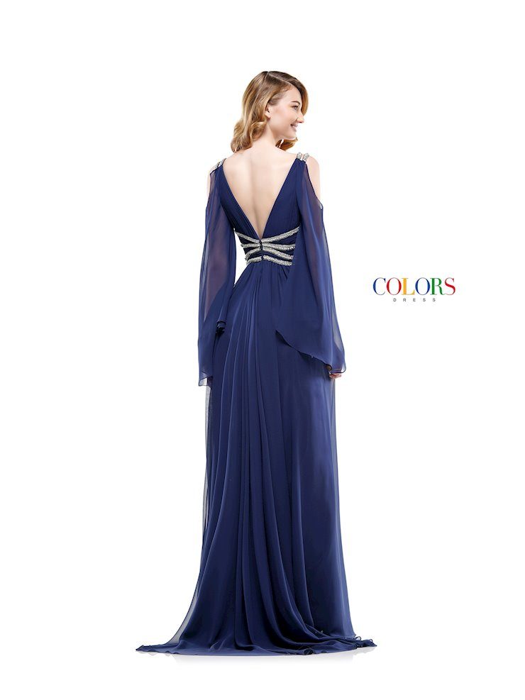 Colors Dress 2148