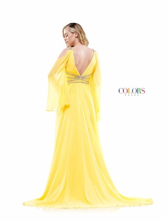 Colors Dress #2148