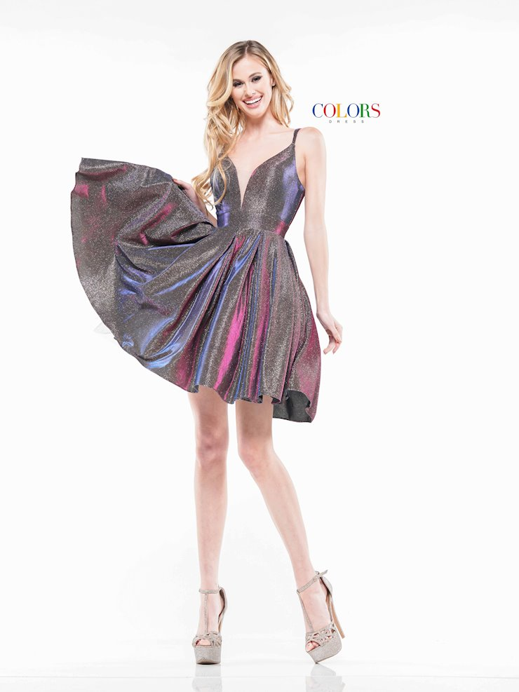 Colors Dress 2150