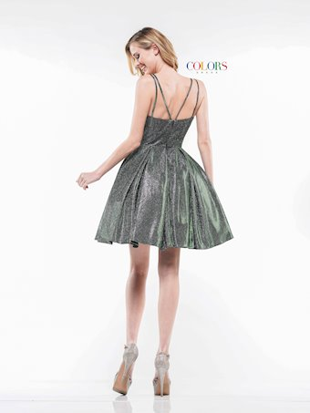 Colors Dress #2150