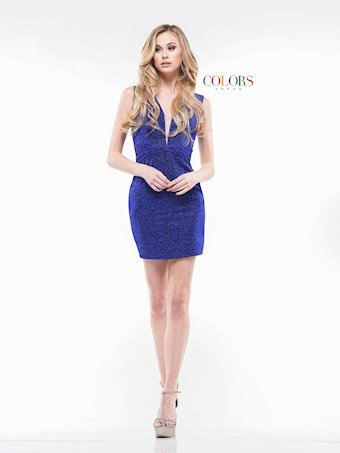 Colors Dress 2151