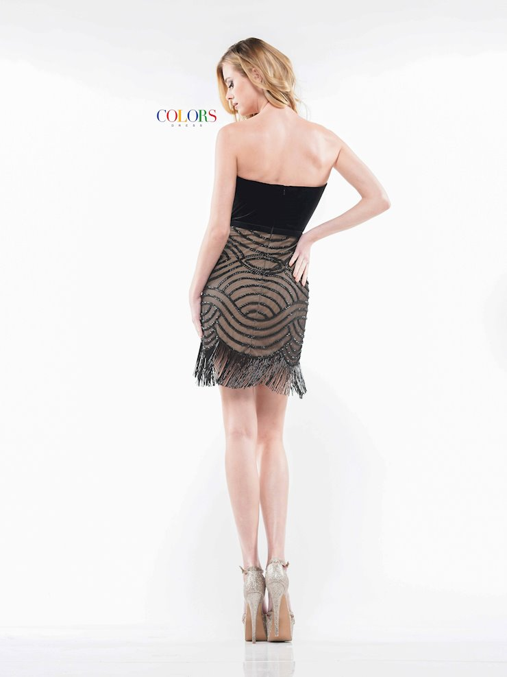 Colors Dress 2153