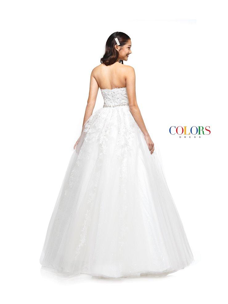 Colors Dress Style #2154