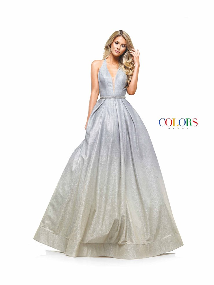 Colors Dress 2155