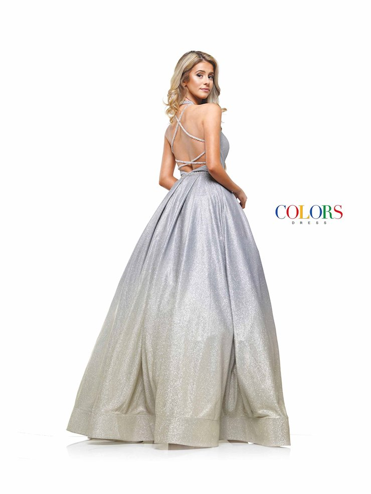 Colors Dress Style #2155