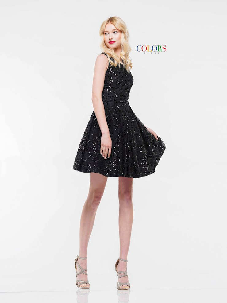 Colors Dress 2156
