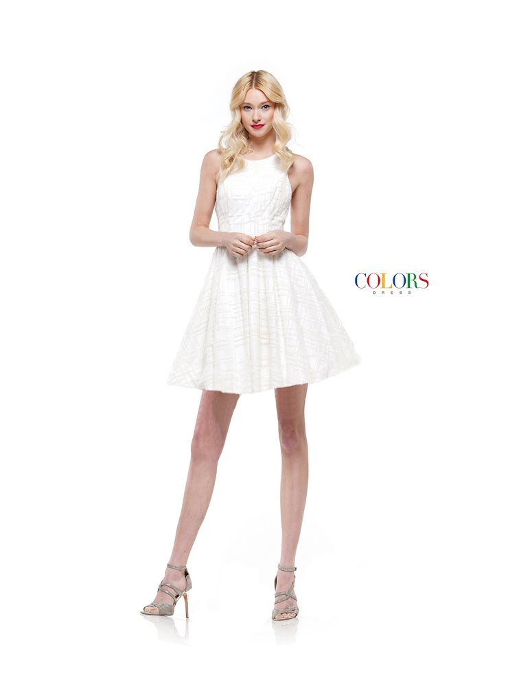 Colors Dress Style #2156