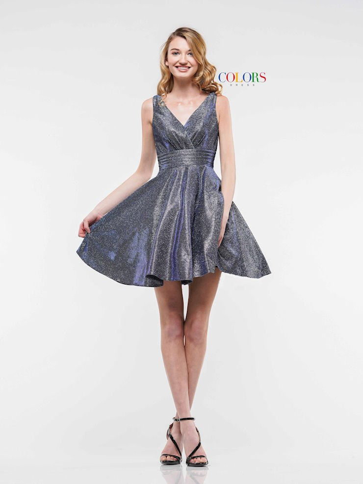 Colors Dress 2160