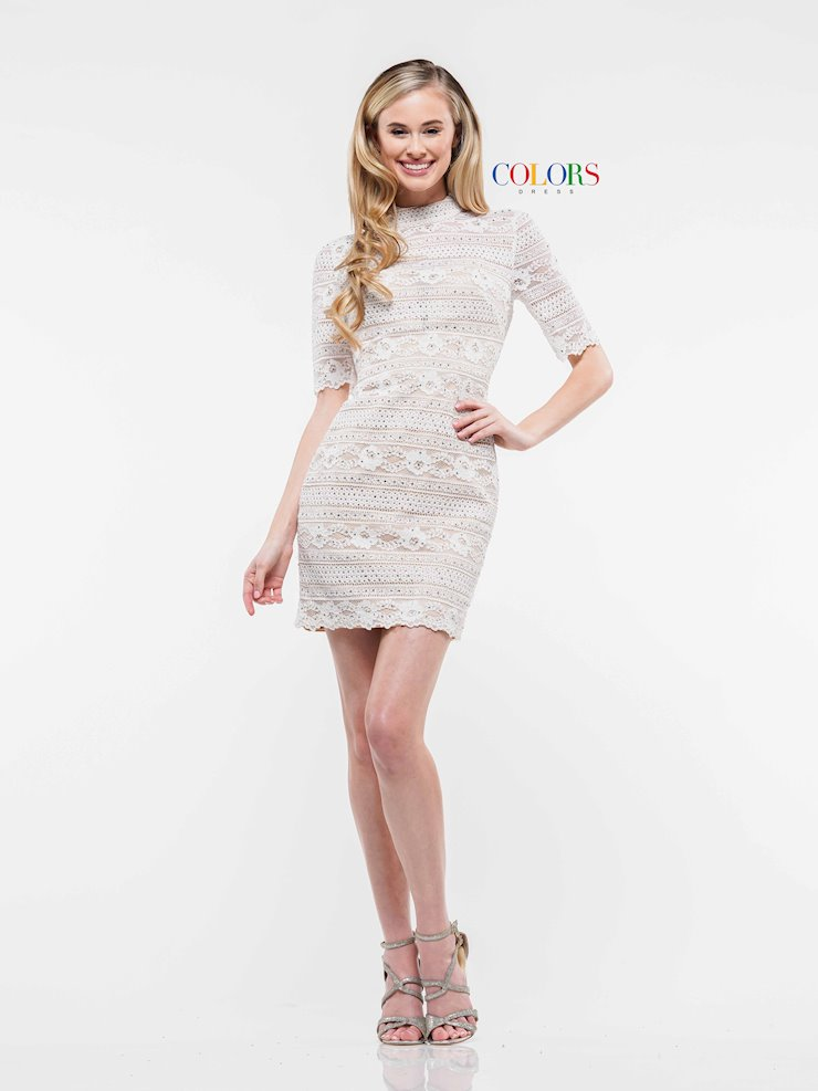 Colors Dress 2162