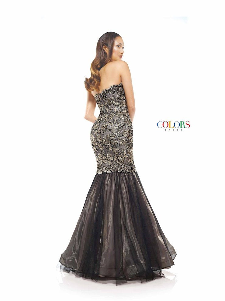 Colors Dress Style #2163