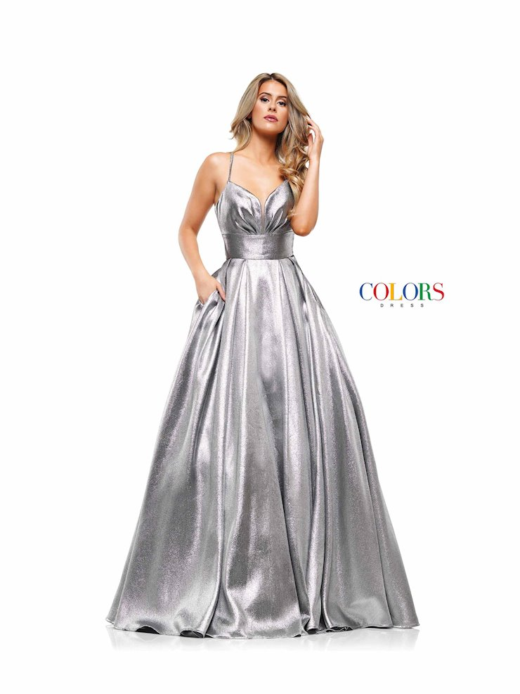 Colors Dress 2164