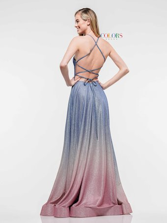 Colors Dress 2165