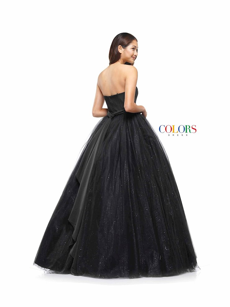 Colors Dress 2166