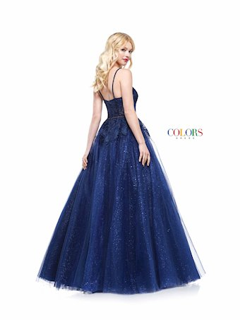 Colors Dress 2171
