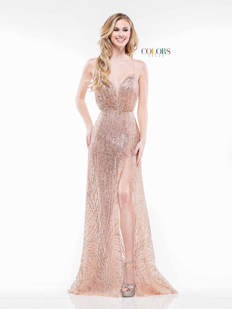 Colors Dress Style #2175