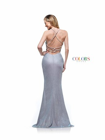 Colors Dress #2177