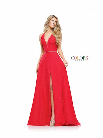 Colors Dress 2178