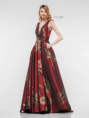 Colors Dress Style No.2179