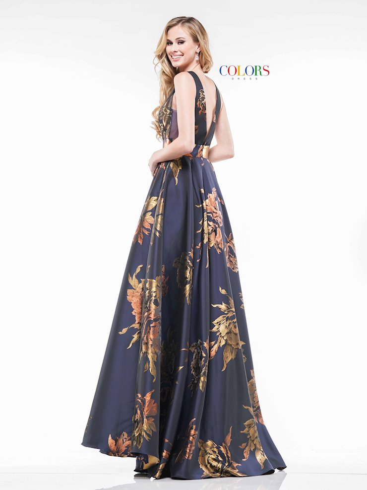 Colors Dress Style #2179