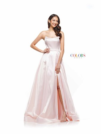 Colors Dress #2182