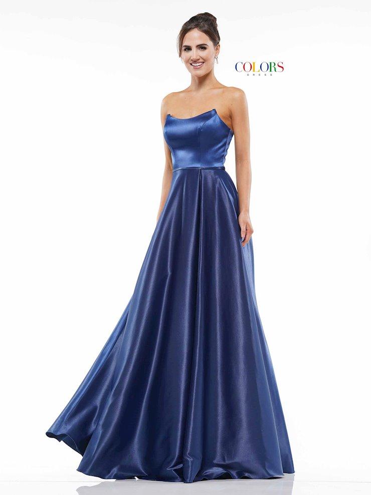 Colors Dress 2182