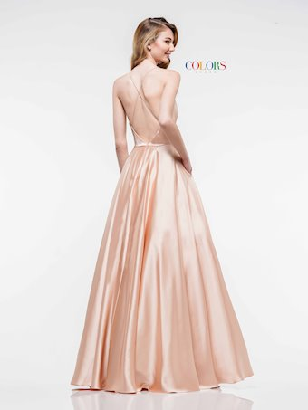 Colors Dress 2183