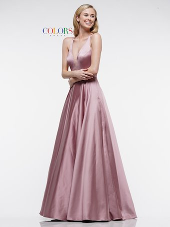Colors Dress #2183